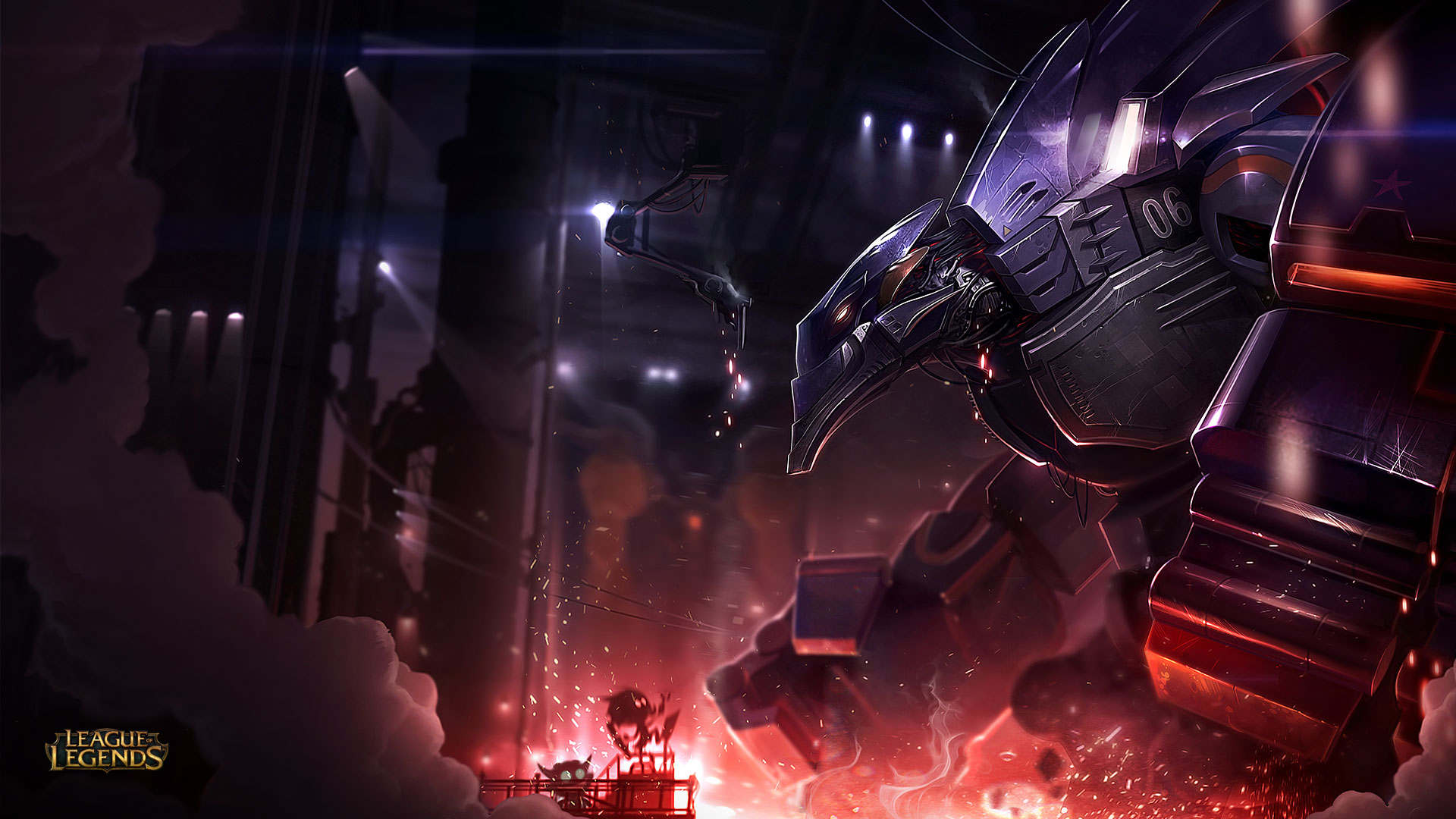 Mecha Skins | League of Legends