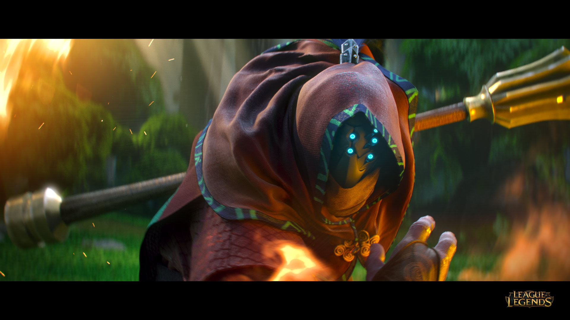 League Of Legends Cinematic A New Dawn